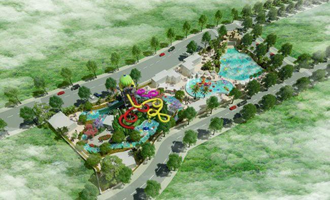 HVC Group nhận thư trao thầu dự án công viên nước khu nghỉ dưỡng Alma – Vịnh Thiên Đường