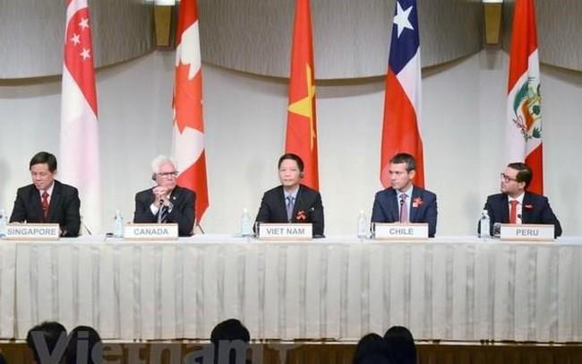 Bộ Công Thương ban hành kế hoạch thực hiện Hiệp định CPTPP