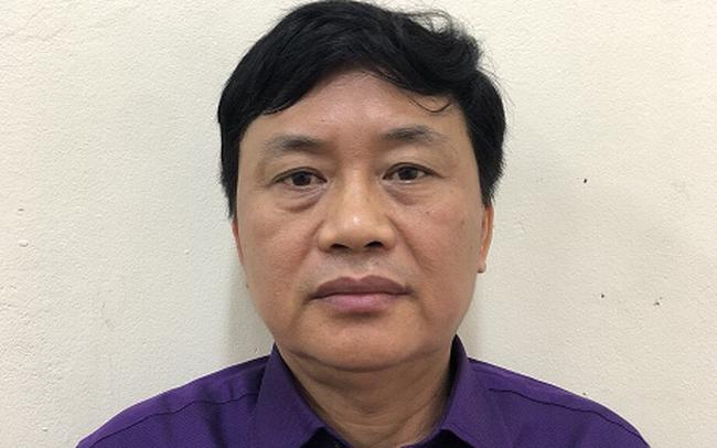 Khởi tố, bắt nguyên Phó Cục trưởng Cục Đường thủy nội địa Việt Nam