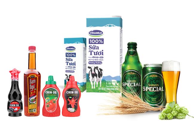 Tỷ suất lợi nhuận từ bán nước chấm của Masan cao hơn hẳn Vinamilk bán sữa hay Sabeco bán bia
