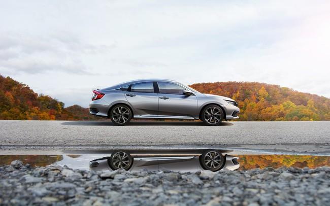 Honda Civic 2019 giá cao nhất 934 triệu đồng