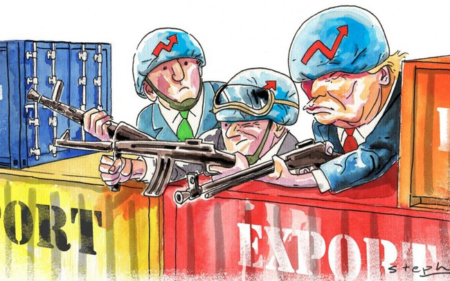 Sau Trung Quốc, đến lượt Nhật Bản sẵn sàng cho cuộc đụng độ thương mại với ông Trump