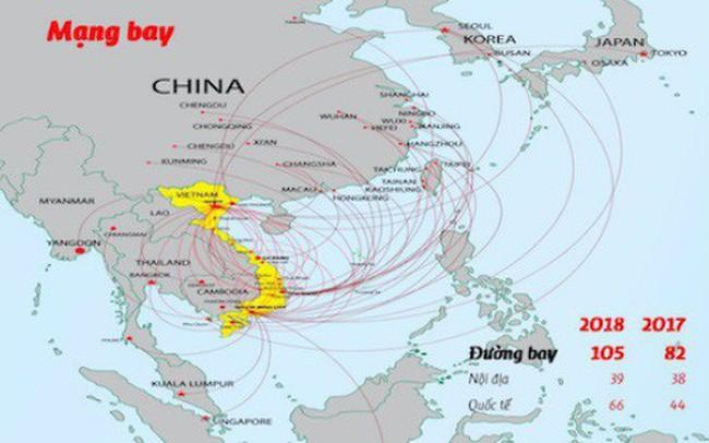 Vietjet lớn nhanh như thổi ở thị trường quốc tế, ai hưởng lợi?