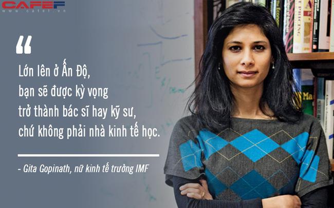 Chuyện chưa kể về người phụ nữ đầu tiên giữ chức kinh tế trưởng của IMF: Từ cô gái trung lưu Ấn Độ xinh đẹp đến vị giáo sư xuất sắc của Harvard ai cũng nể phục!