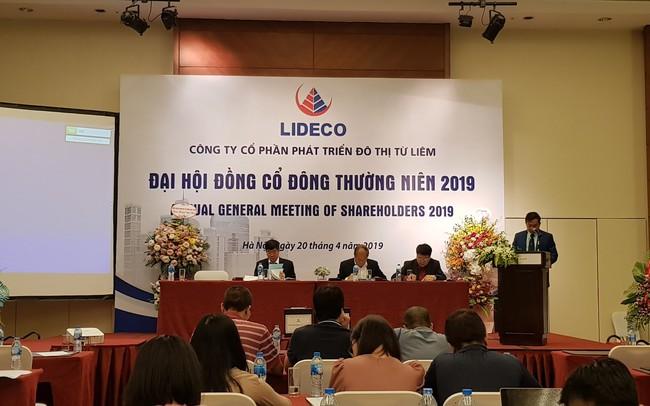 ĐHCĐ Lideco - NTL: Đẩy mạnh đầu tư bất động sản Hạ Long, đặt mục tiêu tăng trưởng lợi nhuận hơn 130% trong năm 2019