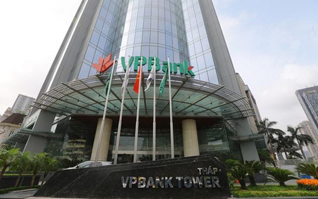 VPBank báo lãi gần 6.600 tỷ trong 6 tháng đầu năm, tín dụng tăng trưởng 8,6%, nợ xấu giảm mạnh