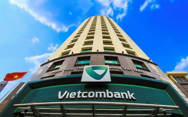 Vietcombank báo lãi trước thuế gần 5.900 tỷ đồng trong quý 1/2019, riêng mảng dịch vụ lãi hơn 1.000 tỷ