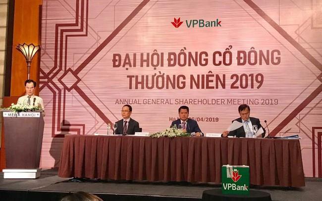 ĐHCĐ VPBank: Kiên định với tín dụng tiêu dùng, mục tiêu lãi 9.500 tỷ và không chia cổ tức