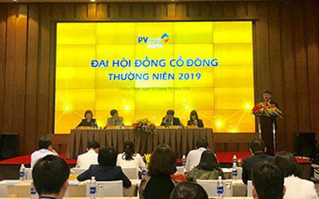 ĐHCĐ PVcomBank: Tiếp tục đặt mục tiêu kinh doanh an toàn trong năm 2019