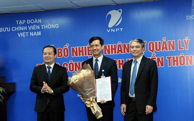 Ông Nguyễn Nam Long được bổ nhiệm Tổng Giám đốc VNPT-VinaPhone