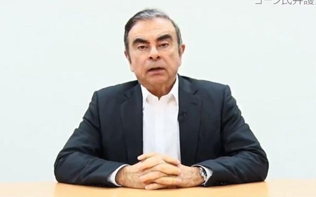 """Carlos Ghosn: Lãnh đạo cấp cao Nissan """"chơi trò bẩn thỉu"""""""
