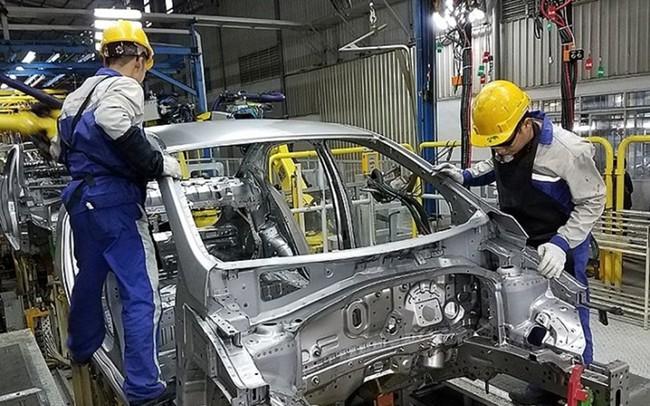 Đẩy nhanh dự án của Thaco, Vinfast để nâng tỉ lệ nội địa hoá ôtô