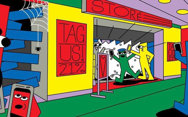 """Trong khi thế hệ Y """"giết chết"""" các trung tâm thương mại thì đây là cách thế hệ Z đang cứu cánh cho ngành bán lẻ của nước Mỹ"""