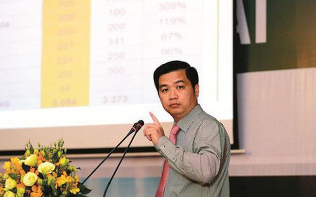 CEO Hoàng Anh Gia Lai muốn bán hết cổ phần khi giá ở mức quanh 4.000 đồng/cp