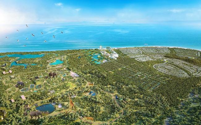 Hé lộ ý tưởng quy hoạch, đầu tư dự án tỷ USD của Novaland tại Bà Rịa - Vũng Tàu