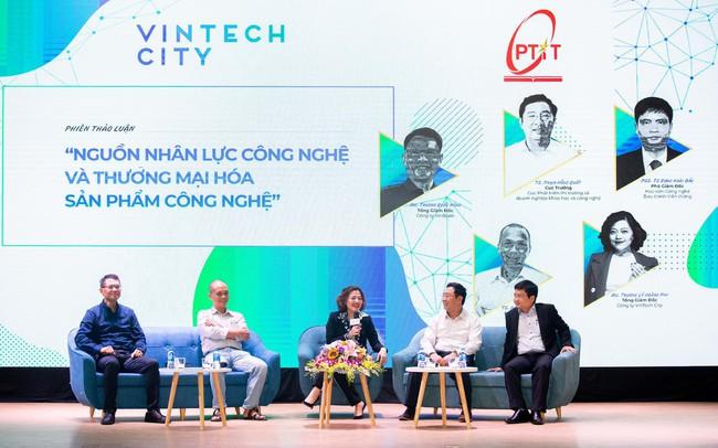 Ông Nguyễn Thành Nam: Cái đang yếu nhất trong Make in Vietnam là chúng ta không biết chúng ta có vấn đề gì!
