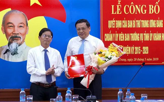 Công bố quyết định Ban Bí thư Trung ương Đảng