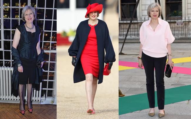 Theresa May: Người phụ nữ thời thượng với niềm đam mê giày gót mèo và hoa văn da báo