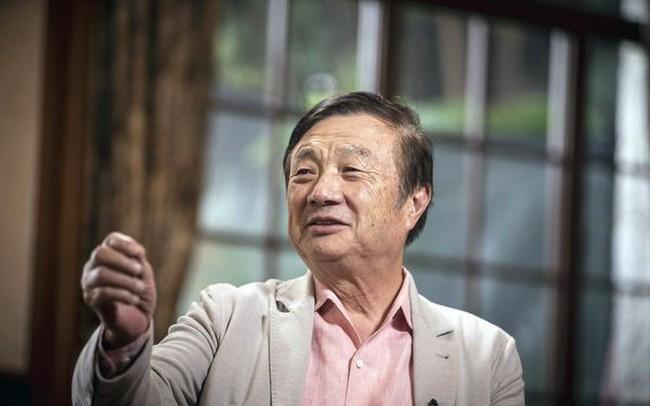 """Nhà sáng lập Huawei: """"Mỹ chưa bao giờ mua sản phẩm của chúng tôi. Trong tương lai nếu họ muốn có thể tôi cũng sẽ không bán cho họ"""""""