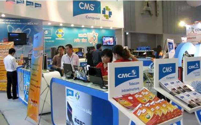 Samsung SDS muốn sở hữu gần 25% vốn CMC Group (CMG)