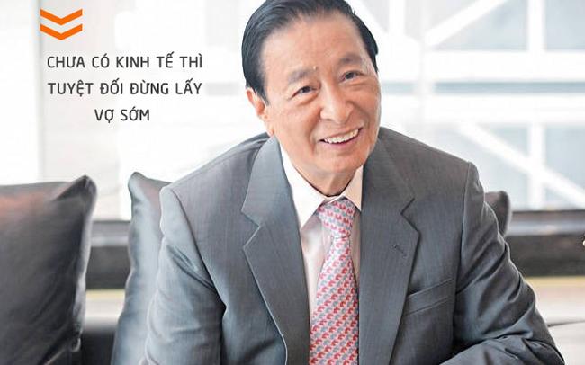 """Từ người đàn ông lặn lội đến Hồng Kông chỉ với 1.000 USD trong tay tới """"ông trùm"""" bất động sản, """"huyền thoại"""" chứng khoán, soán ngôi tỷ phú giàu số 1, Lý Triệu Cơ chỉ có 4 luật thành công cơ bản sau đây"""