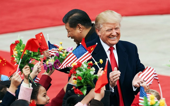 Từ trước khi chiến tranh thương mại nổ ra, những cuộc thảo luận của giới chính trị Mỹ đã bị bao trùm bởi quan điểm thù ghét Trung Quốc