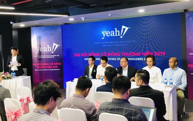 ĐHĐCĐ Yeah1: Chất vấn về kết quả đàm phán với YouTube, tiến trình thu hồi vốn Scale Lab, thời gian mua cổ phiếu quỹ
