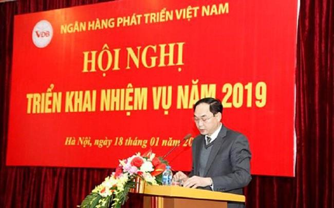 Thủ tướng bổ nhiệm TGĐ Ngân hàng Phát triển Việt Nam