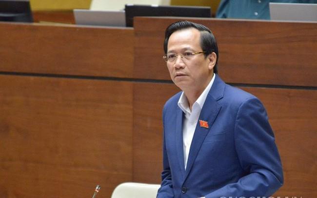 Bộ trưởng Đào Ngọc Dung: Chính phủ rút nội dung nghỉ ngày 27/7 khỏi dự thảo Bộ luật Lao động sửa đổi bộ trưởng Đào ngọc dung: chính phủ rút nội dung nghỉ ngày 27/7 khỏi dự thảo bộ luật lao động sửa đổi - 201906070949014494bo-truong-bo-lao-dong-thuong-binh-va-xa-hoi-dao-ngoc-dung-6-copy-1560335100997203530031-crop-1560335114947811922909 - Bộ trưởng Đào Ngọc Dung: Chính phủ rút nội dung nghỉ ngày 27/7 khỏi dự thảo Bộ luật Lao động sửa đổi