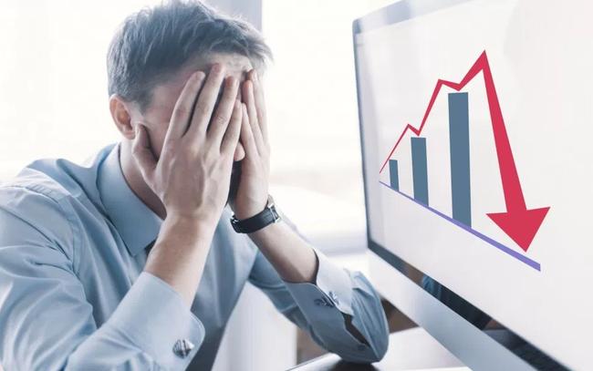 """Áp lực bán tăng mạnh, VN-Index mất gần 8 điểm với thanh khoản """"mất hút"""""""