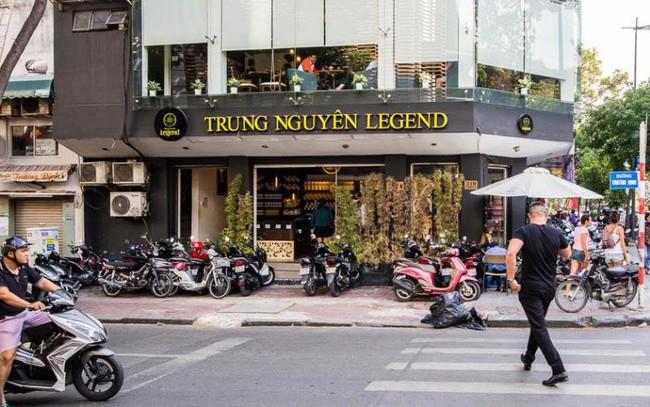 Tham vọng đạt đến đẳng cấp toàn cầu, nhưng Trung Nguyên Legend đang bị tụt lại quá xa so với các chuỗi cà phê non trẻ