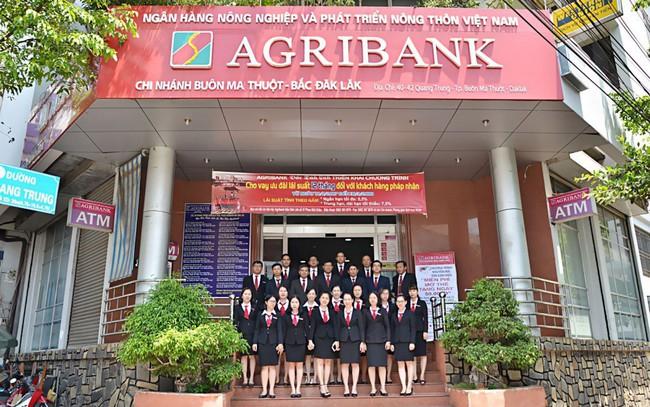 Agribank đang chiếm hơn 50% thị phần tín dụng tam nông và cho vay hơn 220.000 tỷ đối với tín dụng tiêu dùng
