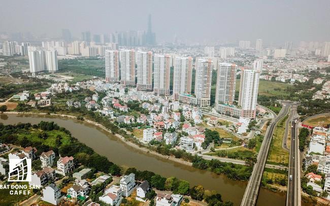 TPHCM: Giá căn hộ tăng trung bình 10% mỗi năm