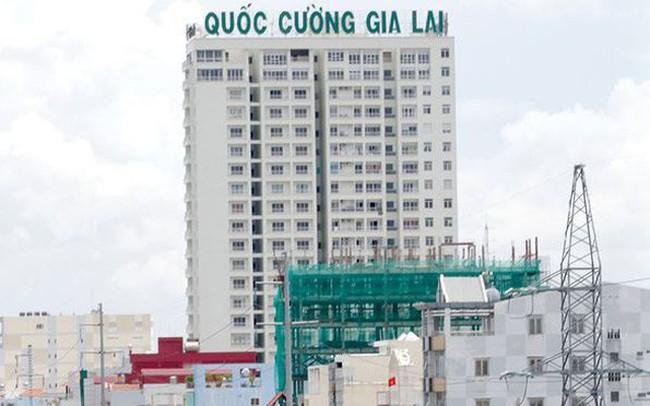 Quốc Cường Gia Lai (QCG) lại bị phạt liên quan đến việc công bố thông tin