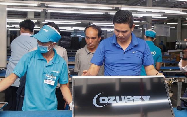 Sau Nguyễn Kim, đến lượt Điện Máy Xanh cũng thu đổi tivi Asanzo