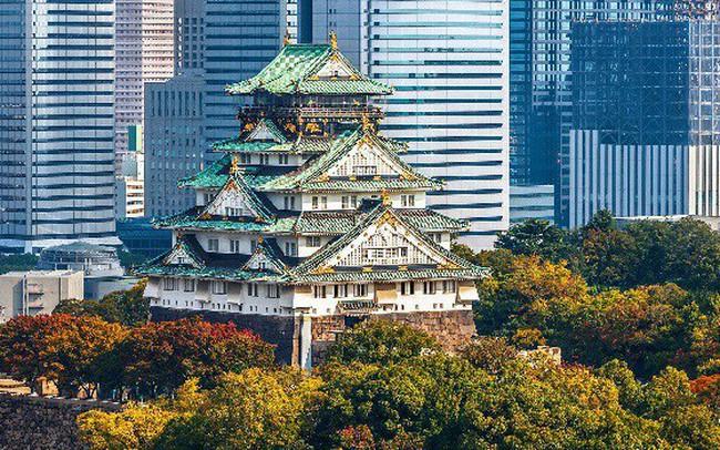 Là điểm đến du lịch hàng đầu châu Á, Osaka Nhật Bản chứa đựng vô vàn