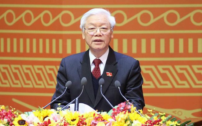 Tổng Bí thư, Chủ tịch nước Nguyễn Phú Trọng gửi thông điệp nhân ...