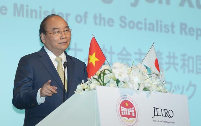 """Mở hàng EVFTA, doanh nghiệp Nhật Bản """"rót"""" 8 tỷ USD vào hàng loạt lĩnh vực ở Việt Nam"""