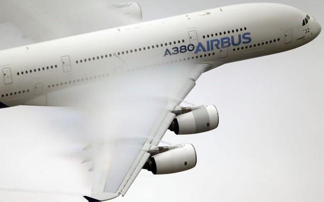 Siêu phản lực A380 bị nứt cánh, nhiều ông lớn hàng không thế giới bị ảnh hưởng
