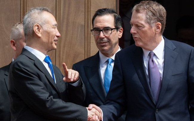 Đối thoại thương mại cấp cao giữa Mỹ và Trung Quốc vừa diễn ra