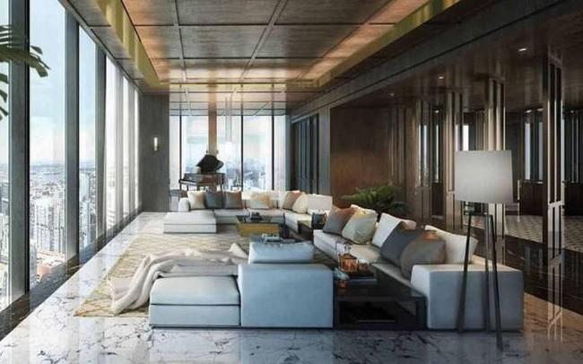 Tỷ phú Anh mua căn hộ đắt nhất Singapore trị giá 80 triệu USD