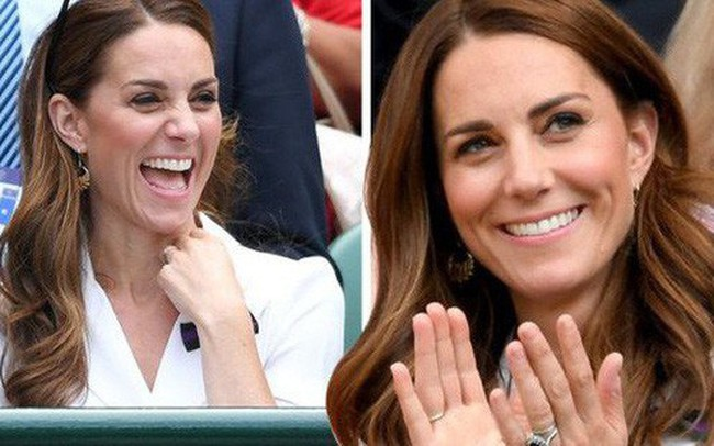 """Mới làm dâu hoàng gia đã tỏ thái độ chảnh chọe, Meghan Markle còn phải chạy dài mới theo kịp """"chị đại"""" Kate, đẳng cấp là phải thế này đây"""