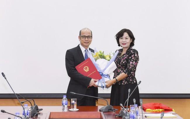 Vụ trưởng Vụ quản lý cấp phép TCTD sang làm Phó Vụ trưởng Vụ Ổn định tiền tệ - tài chính NHNN