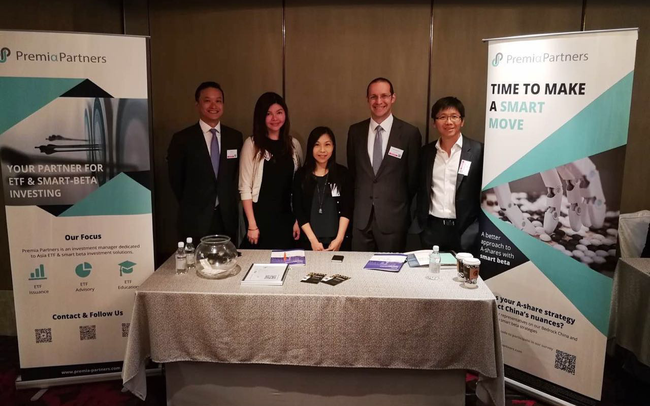 Một quỹ ETF với quy mô hàng chục triệu USD vừa giải ngân vào thị trường chứng khoán Việt Nam