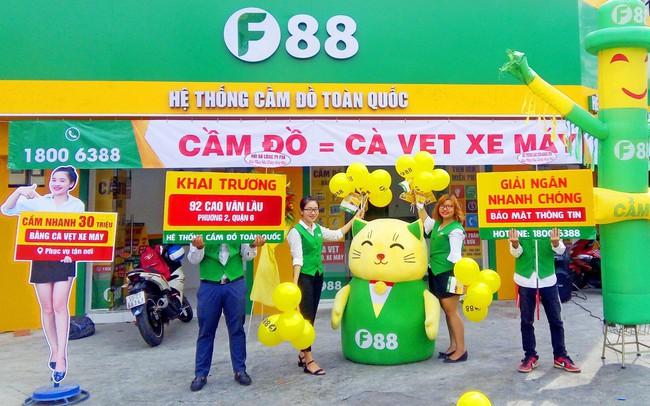Chuỗi cửa hàng cho vay cầm đồ F88 phát hành 100 tỷ trái phiếu, BVSC đăng ký mua 30%