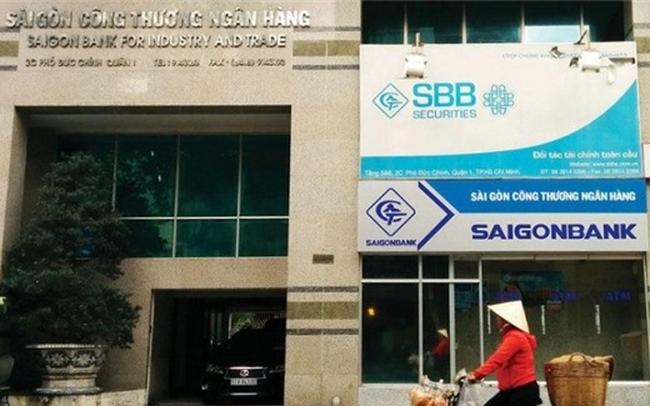 Lãi 6 tháng của Saigonbank giảm 21%, tăng trưởng tín dụng 3,7%