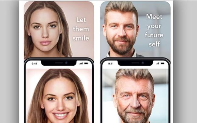Ứng dụng FaceApp biến trẻ thành già: Nguy cơ ẩn sau sự ảo diệu