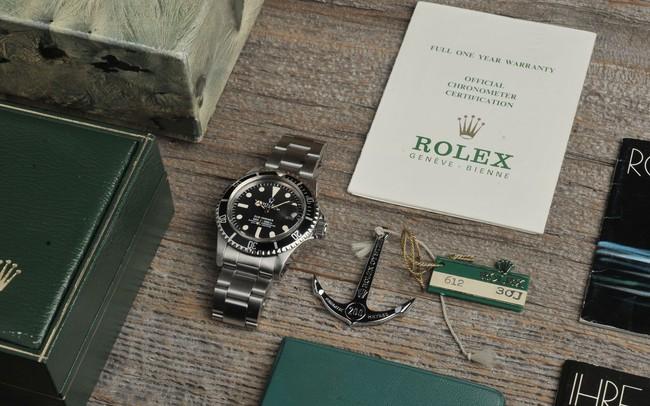 10 lưu ý quý ông cần nhớ khi mua đồng hồ Rolex vintage: Nhiều tiền xài đúng chỗ, xa xỉ hưởng đúng cách
