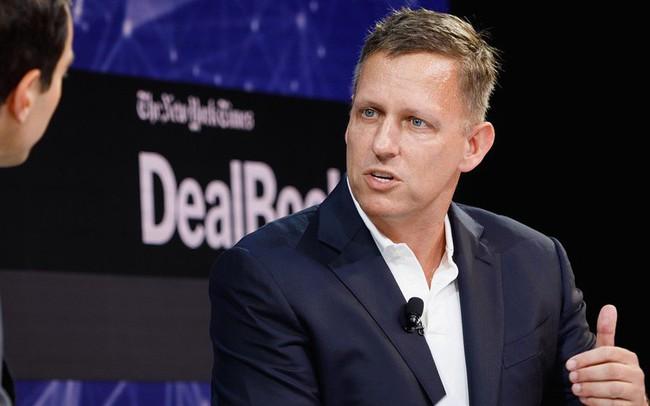 [Quy tắc đầu tư vàng] Huyền thoại Peter Thiel chia sẻ cách thức thành công từ những thương vụ đầu tư mạo hiểm