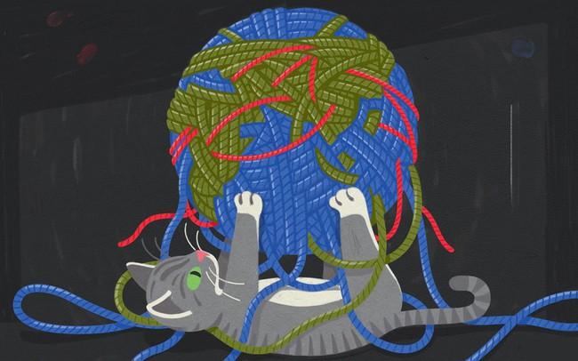 Từ cuộc hội tụ vĩ đại đến sự lụi tàn dần dần: Chuỗi cung ứng toàn cầu sẽ bị đập tan?
